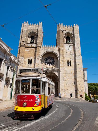 Catedral de Lisboa (Sé de Lisboa) by treboada