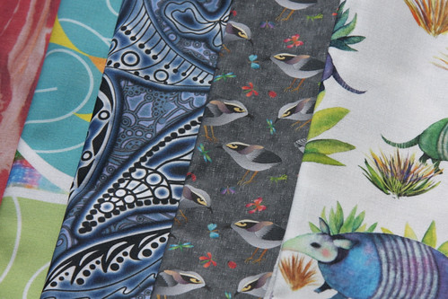 Spoonflower fabrics by vo