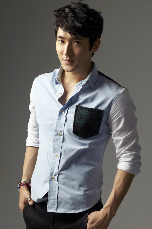 Siwon for Bench