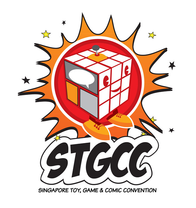 Singapore Toy, Games & Comic Convention banner-