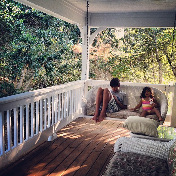 Porch love