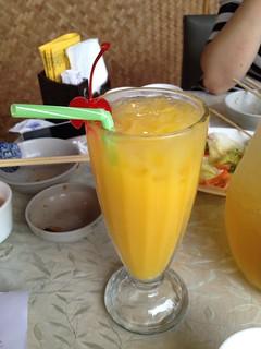 純芒果原汁