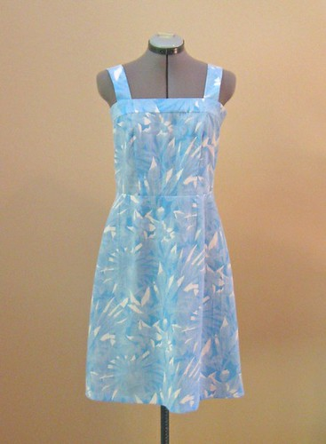 Bahama dress front full