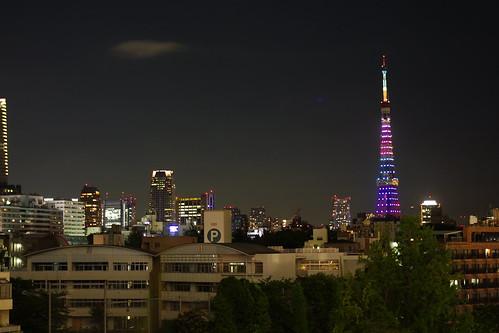 東京タワーも一つ
