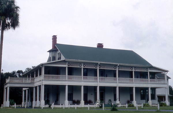 Chinsegut Hill Manor House: Brooksville, Florida