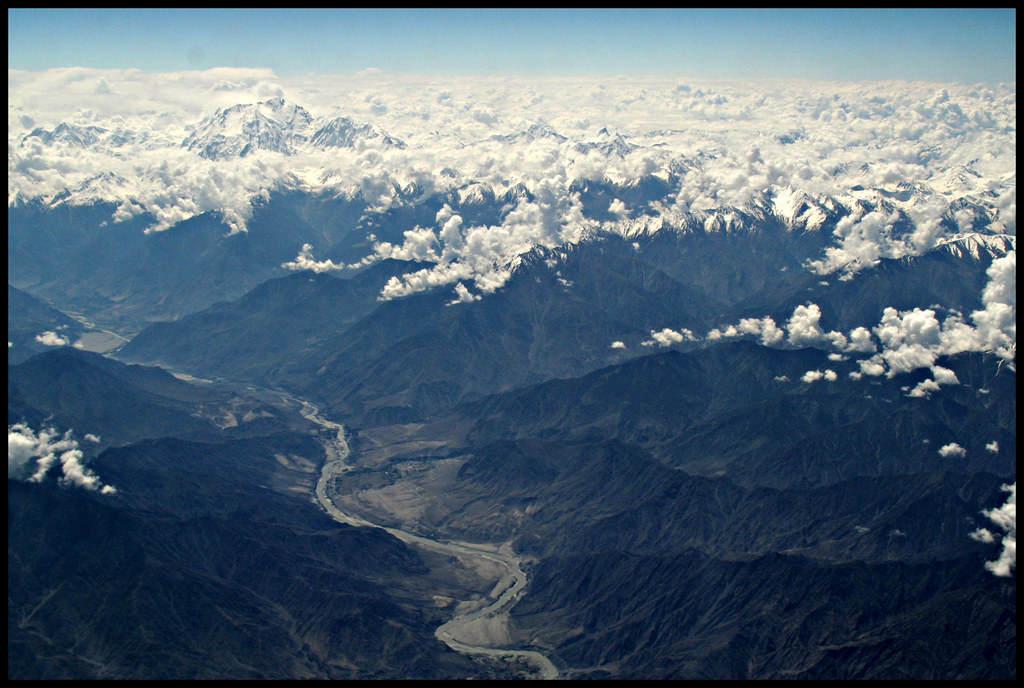 The Himalayas from above (Nanga Parbat) height=688
