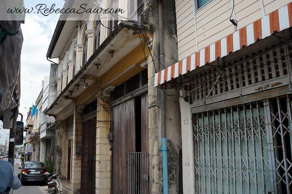 Singora Tram Tour - songkhla old town thailand-002