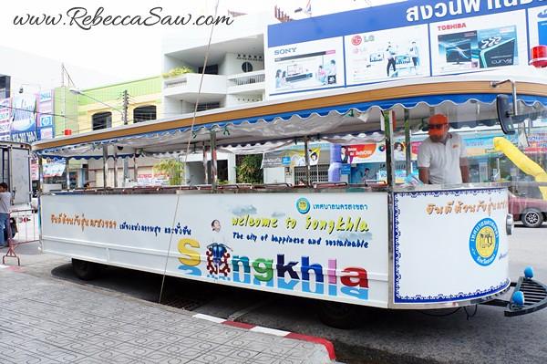 Singora Tram Tour - Hat yai travel