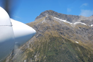 Milford Sound - Queenstown scenic flight