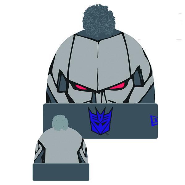 Esquente sua cabeça com Super-Heróis - Eu Quero megatron
