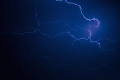 [フリー画像素材] 自然風景, 雷・落雷・稲妻, 夜空 ID:201208281800