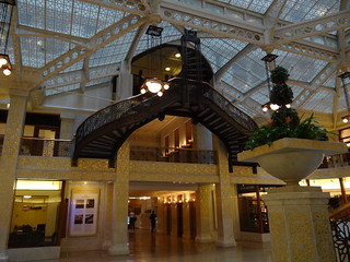 Kuva The Rookery lähellä Cook County. chicago illinois zomer juli 2012 verenigdestaten