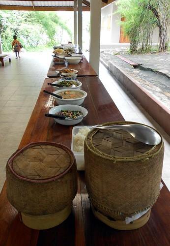 הארוחה היומית במנזר
