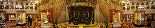 royal throne of Malaysia Old Royal Palace
