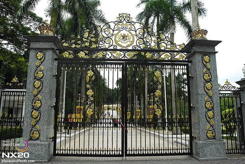 istana negara main gate