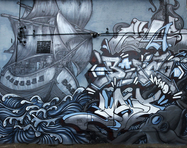5Pointz mural - DSC_6357:59 ps
