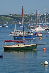 Boats at Mylor