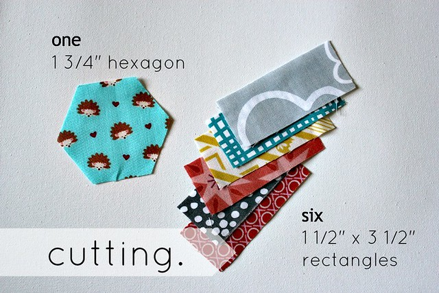 hexagon coaster tutorial.