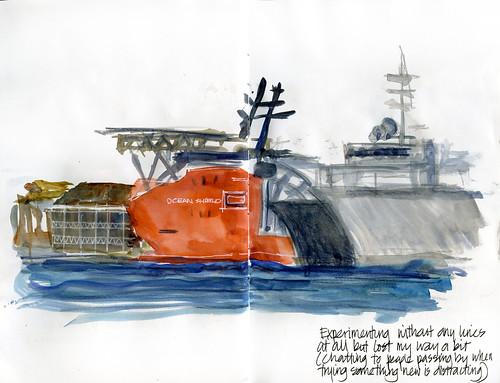 120825_04 Garden Island Ships