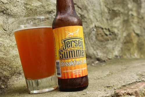 Cricket Hill Brewing Co. Jersey Summer Breakfast Ale