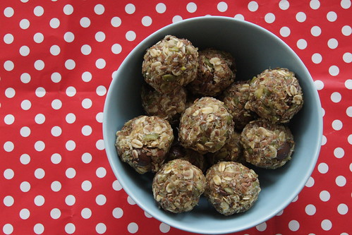 Quinoa Balls