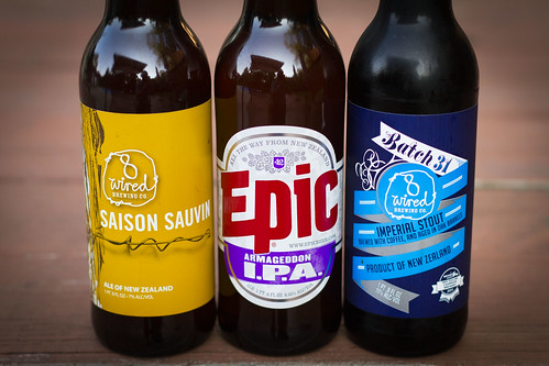 New Zealand Beer Invasion