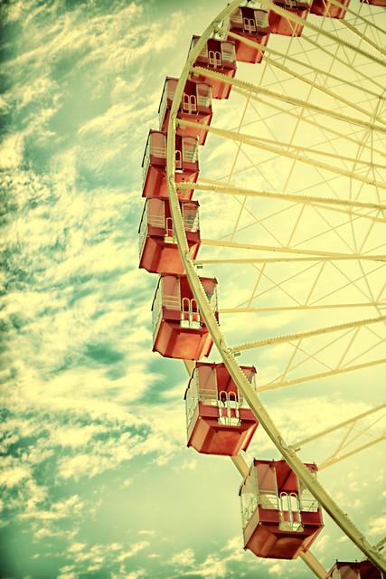 Vintage Ferris Wheel #1 | Flickr - Photo Sharing!