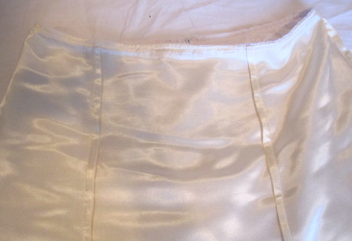 French Seams-White