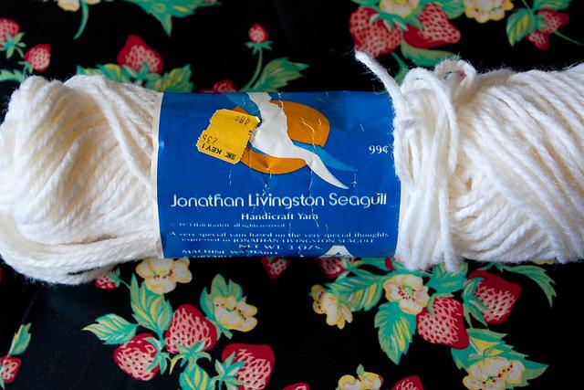 Jonathan Livingstone Seagull Yarn
