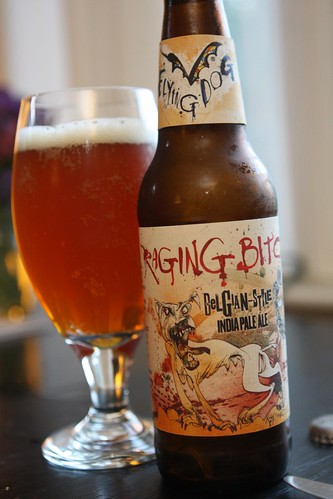 Flying Dog Brewery Raging Bitch Belgian Pale Ale