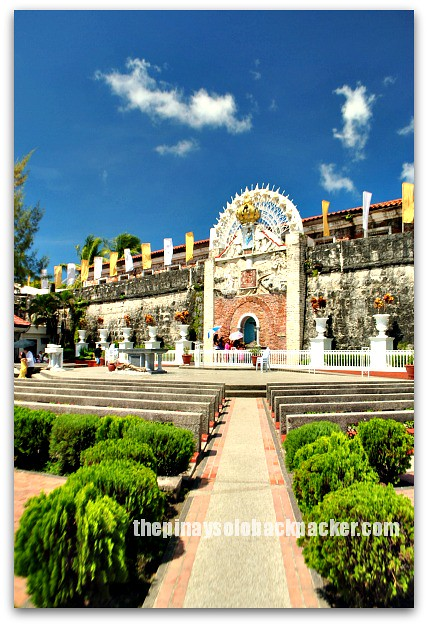 Fort Pilar in Zamboanga City