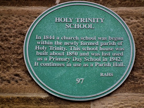"Holy Trinity Anglican Church School - ""The Garrison Church"" - Miller's Point, Sydney, NSW"