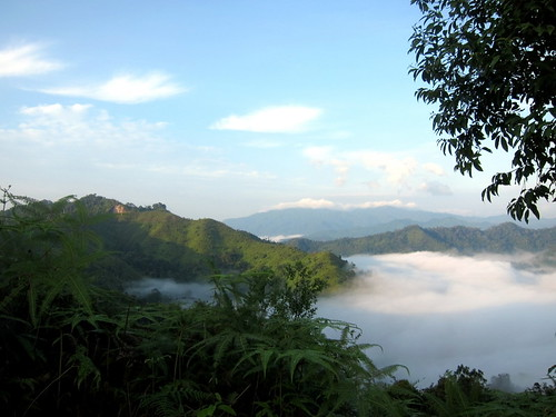Bukit Panorama, Sungai Lembing - 12 clouds