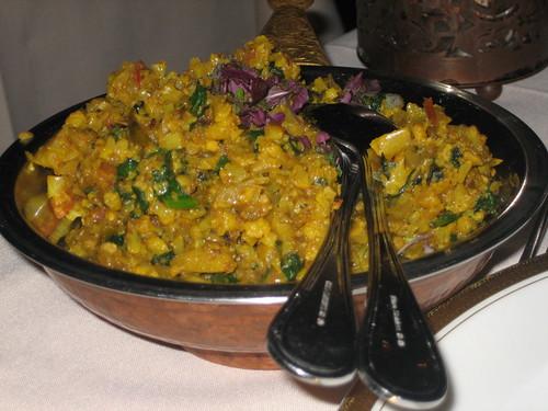IMG_5633 Junoon Cauliflower Saag