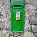 Postbox: Coliemore Road - Dalkey (Dublin)
