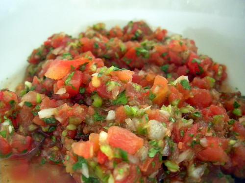 Salsa Fresca Recipe - J.J. Carlson Design (and Cooking!)