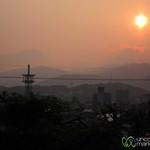 Takayama Sunset - Japan