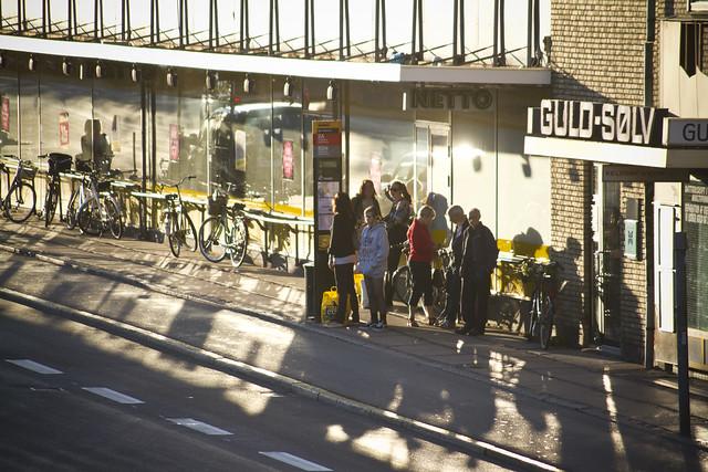 Frederiksberg Bus Stop