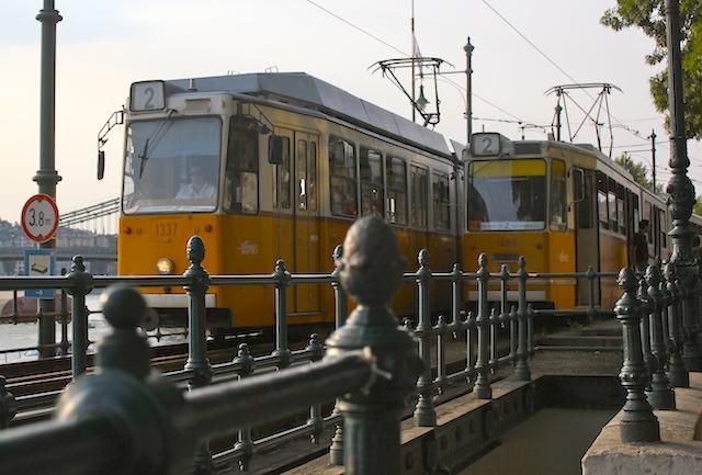 Budapest Tram 2
