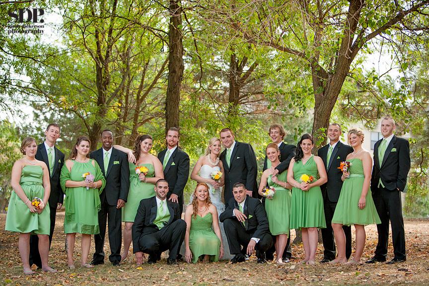 Deer Creek Country Club Overland Park wedding