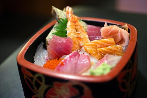 Chirashizushi ちらし寿司 - Sasaki Japanese Restaurant