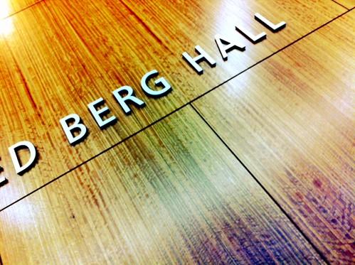 Berg Hall, Stanford