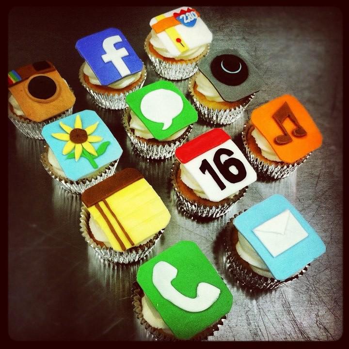 Iphone App Cupcakes By Honolulu Cupcake Truck Fair Cakes
