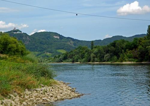 Rhine Scenery
