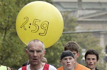 Maraton pod tři hodiny se stal v USA předvolebním tématem