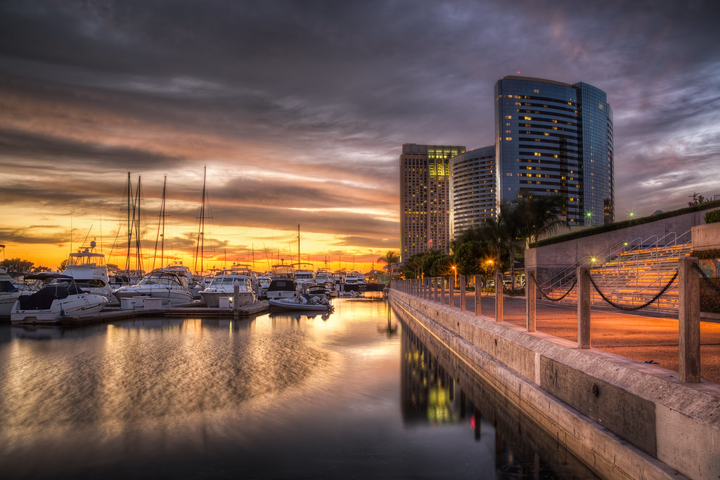 Orange Marina