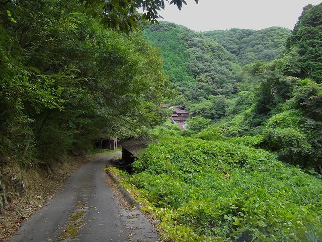 竜山鉱山跡 #6
