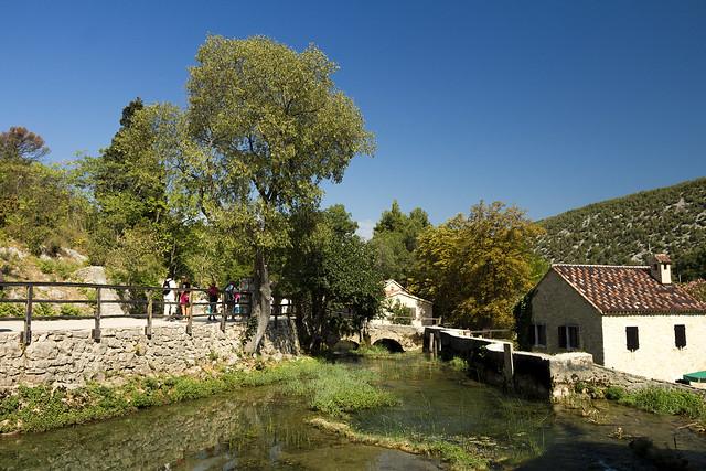 "Krka National Park - Watermill / Croatia ""12"