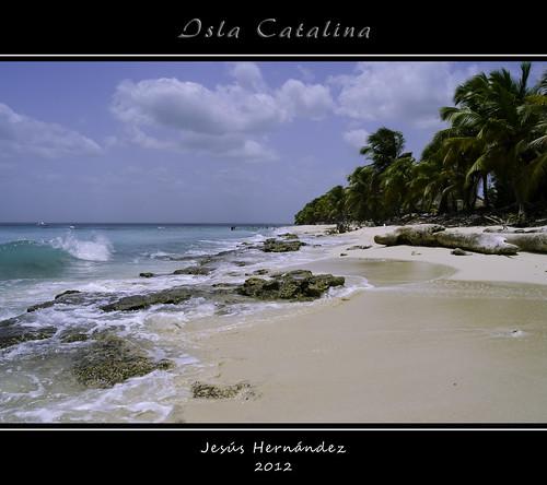 republica blue white beach azul palms island catalina sand nikon turquoise wave playa palmeras arena blanca dominicana isla ola d5100