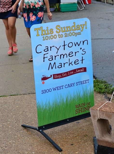 Carytown Farmer's Market